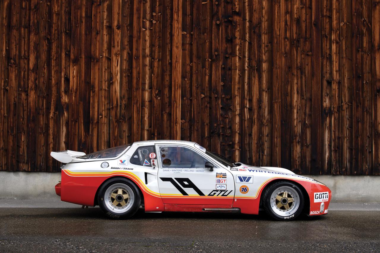 Porsche 924 GTR... Une vraie Porsche ! 2