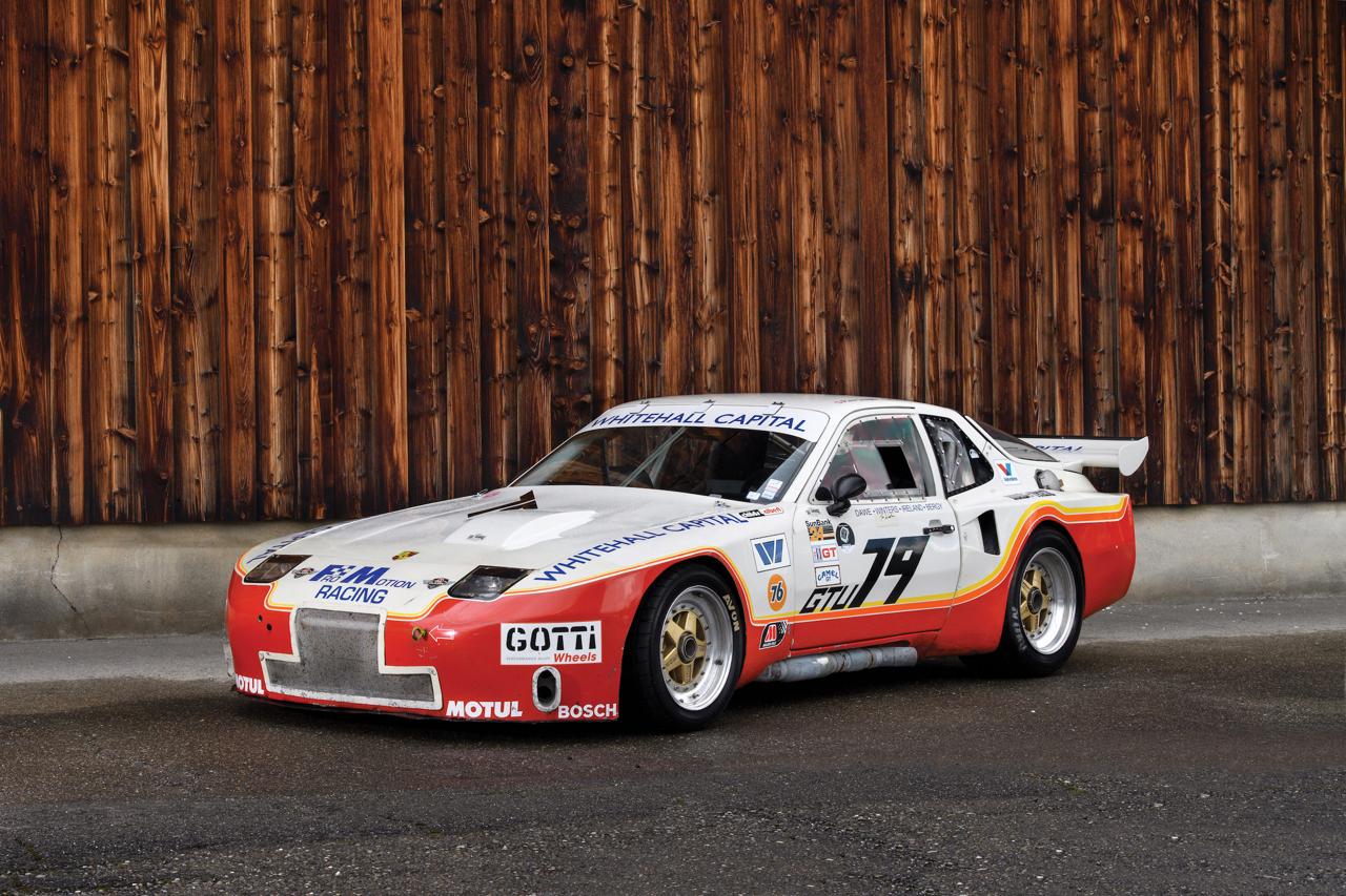 Porsche 924 GTR... Une vraie Porsche ! 1