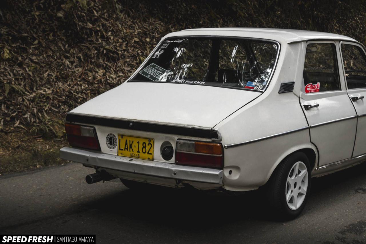 Juste une Renault 12 qui nous vient de Bogota ! 33