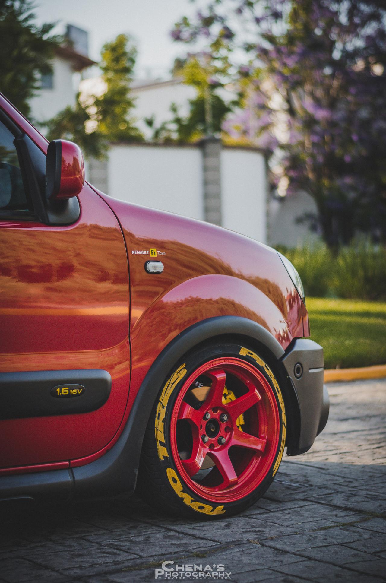 Renault Kangoo... Hééé ouais ! 2