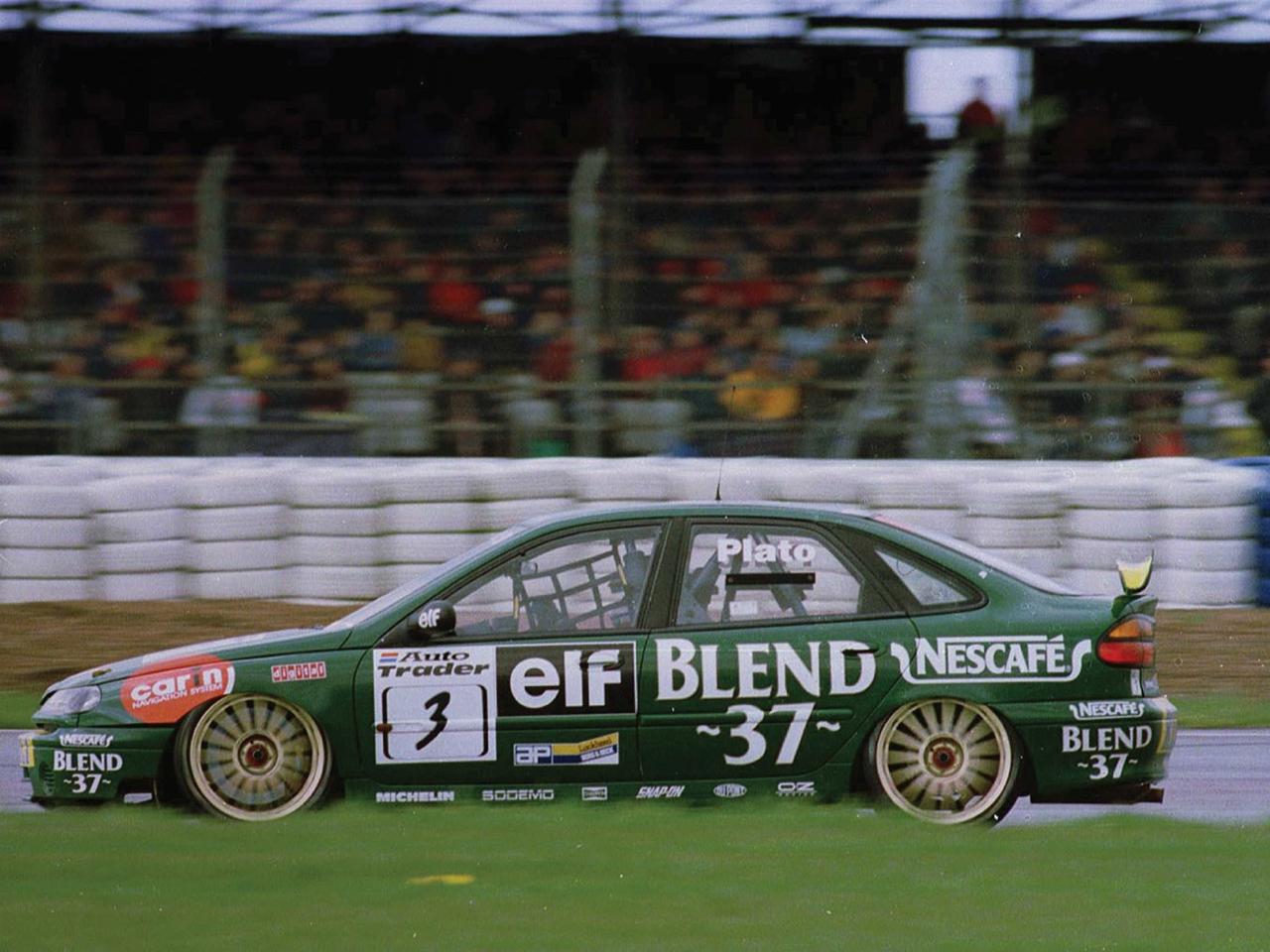 Renault Laguna BTCC... Quand Williams s'en mêle ! 24