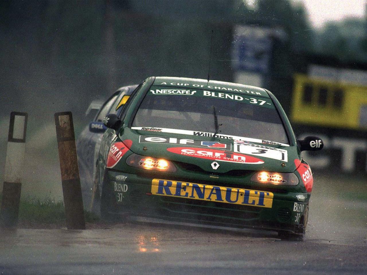 Renault Laguna BTCC... Quand Williams s'en mêle ! 23