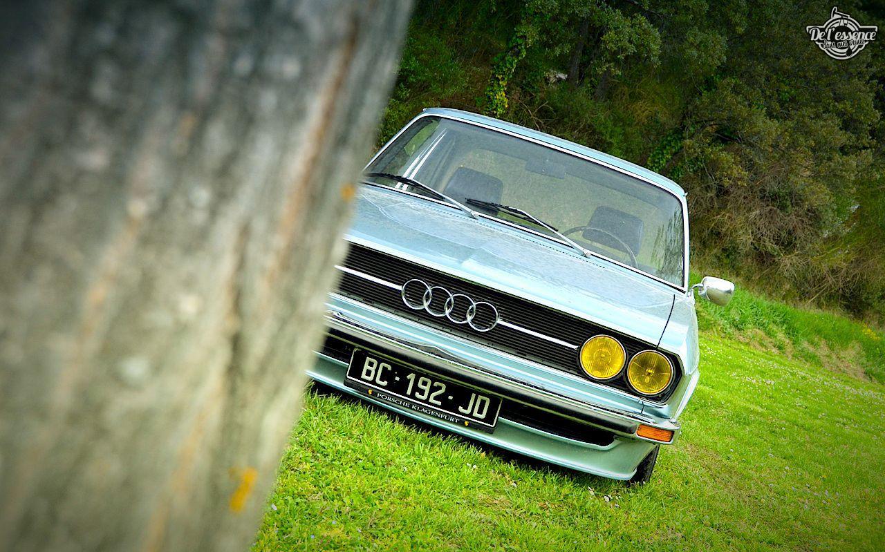 Spring Event #5 : '73 Audi 100 C1 de Clément - La vieille prend l'air ! 63