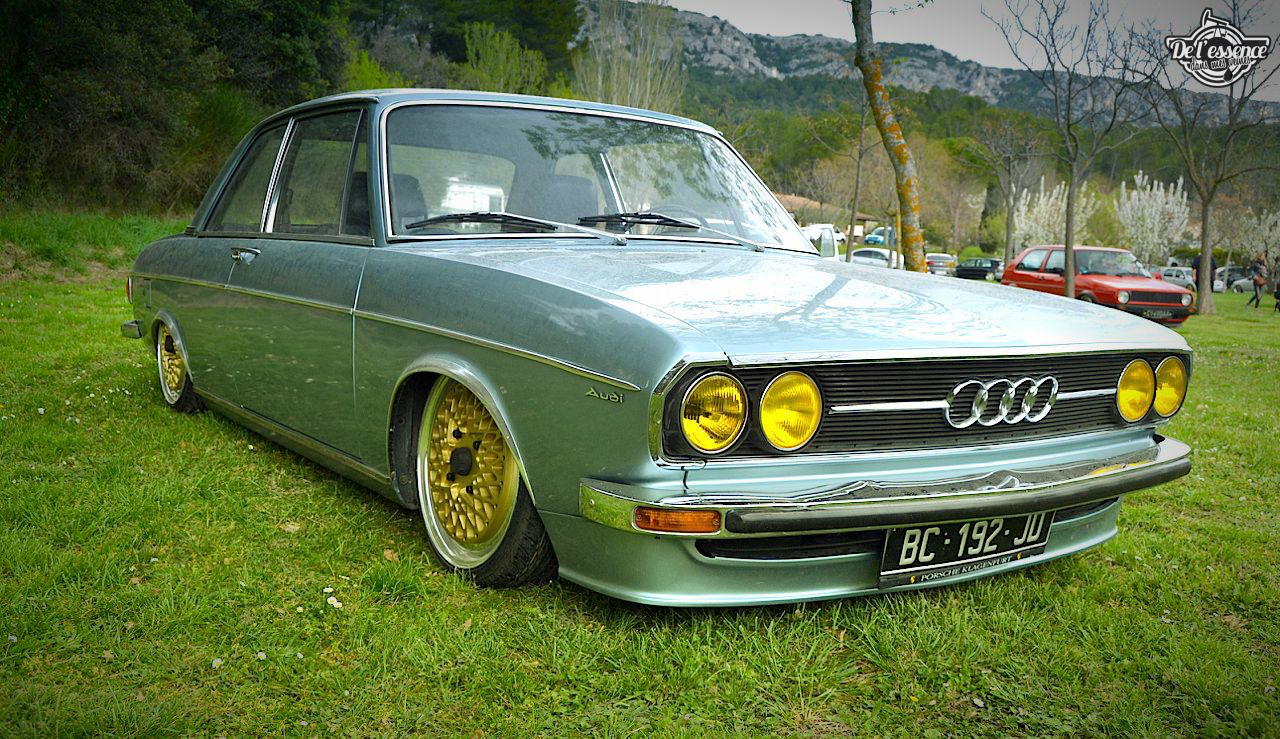 Spring Event #5 : '73 Audi 100 C1 de Clément - La vieille prend l'air ! 65