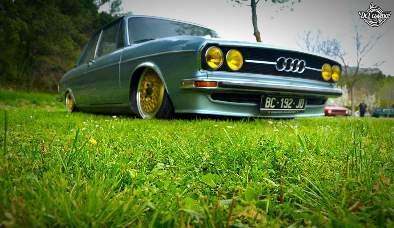 Spring Event #5 : '73 Audi 100 C1 de Clément - La vieille prend l'air ! 57
