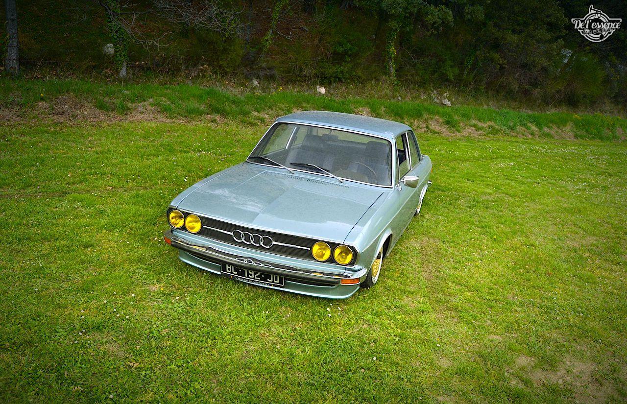 Spring Event #5 : '73 Audi 100 C1 de Clément - La vieille prend l'air ! 42