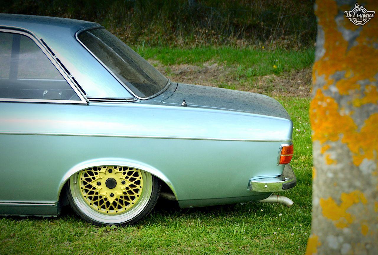 Spring Event #5 : '73 Audi 100 C1 de Clément - La vieille prend l'air ! 45