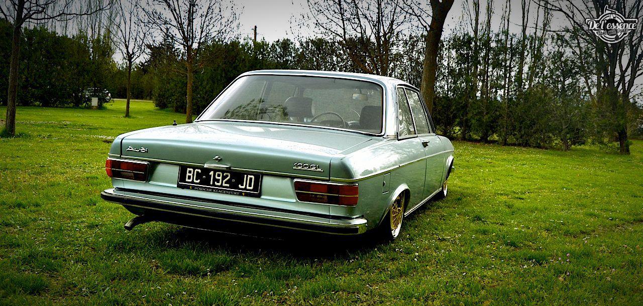 Spring Event #5 : '73 Audi 100 C1 de Clément - La vieille prend l'air ! 40