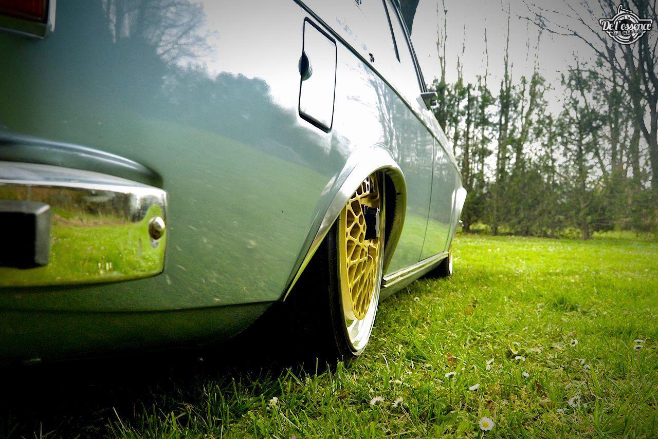 Spring Event #5 : '73 Audi 100 C1 de Clément - La vieille prend l'air ! 66