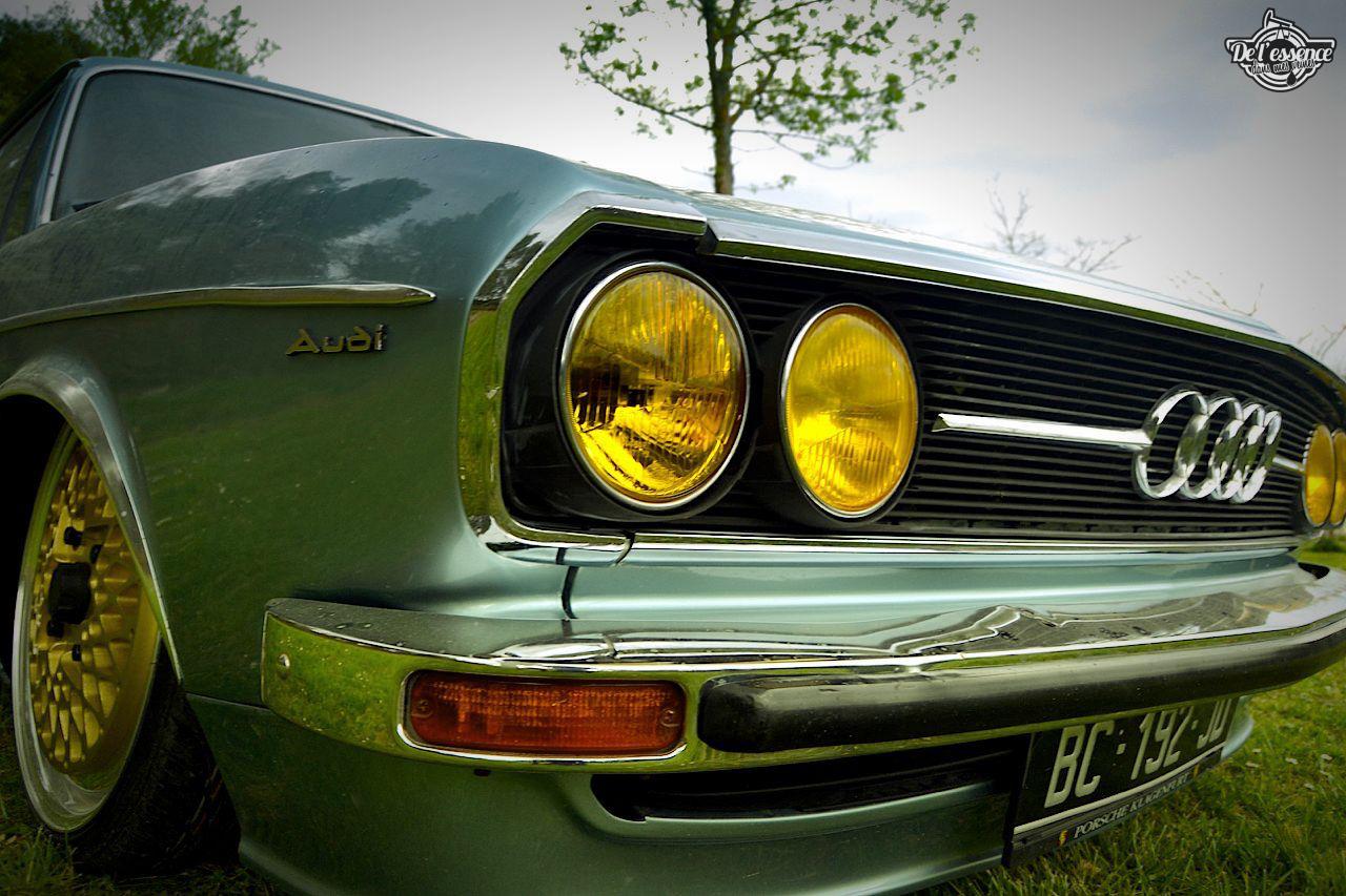 Spring Event #5 : '73 Audi 100 C1 de Clément - La vieille prend l'air ! 62
