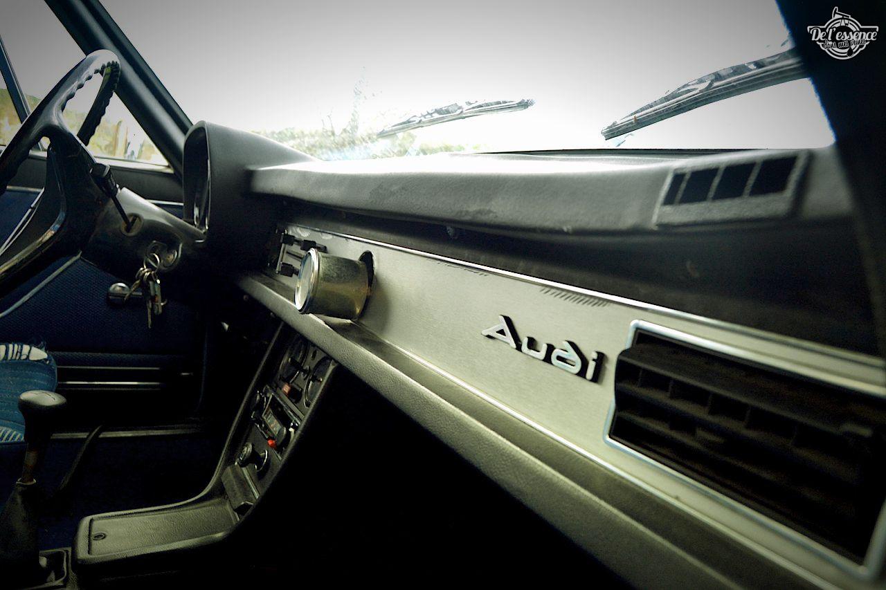 Spring Event #5 : '73 Audi 100 C1 de Clément - La vieille prend l'air ! 52