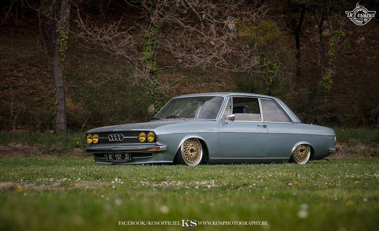 Spring Event #5 : '73 Audi 100 C1 de Clément - La vieille prend l'air ! 46