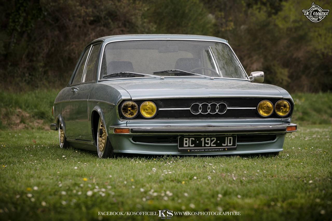Spring Event #5 : '73 Audi 100 C1 de Clément - La vieille prend l'air ! 43