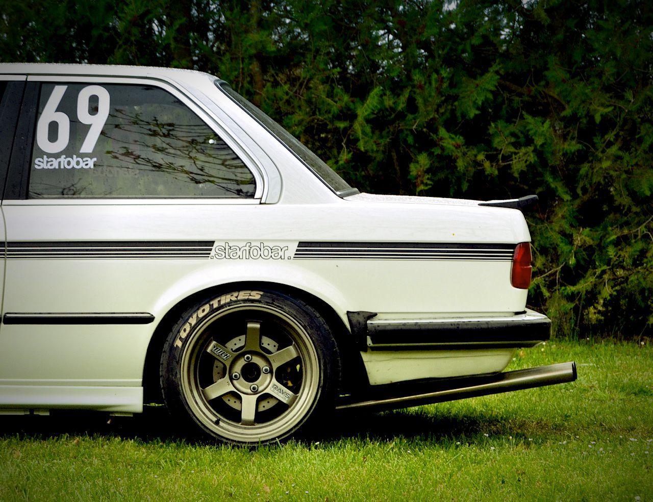 Spring Event #5 - BMW 320i E30 STARFOBAR 12