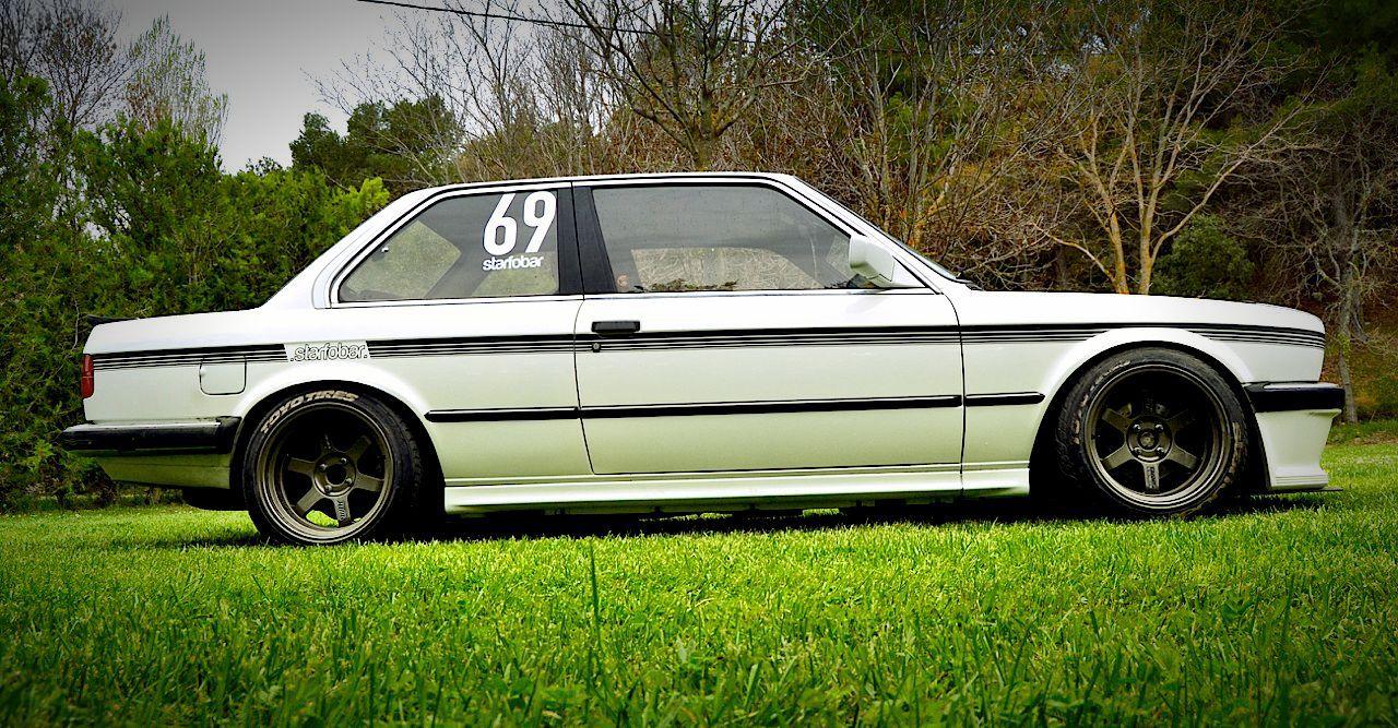 Spring Event #5 - BMW 320i E30 STARFOBAR 7