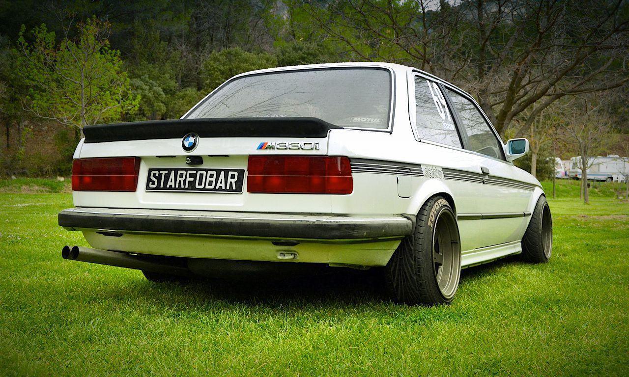 Spring Event #5 - BMW 320i E30 STARFOBAR 3