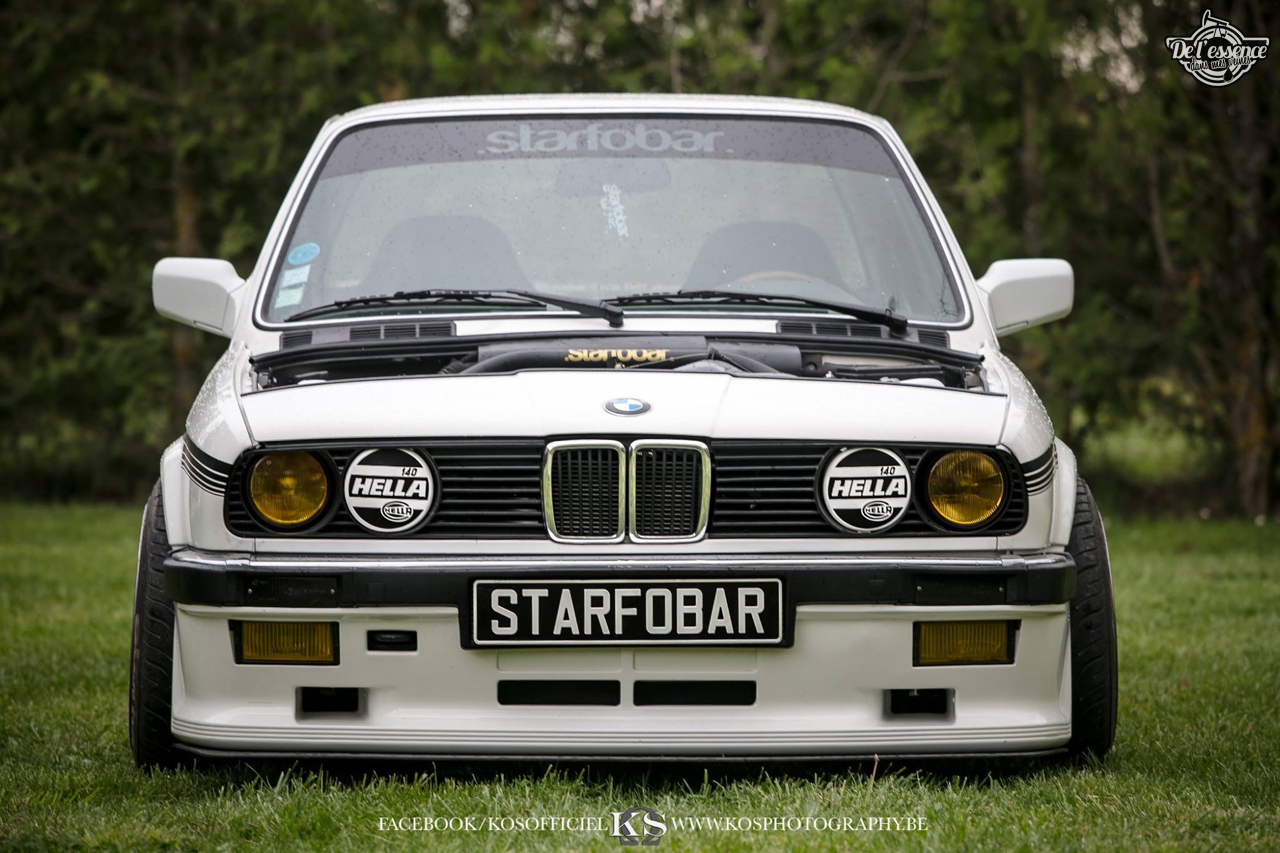 Spring Event #5 - BMW 320i E30 STARFOBAR 1