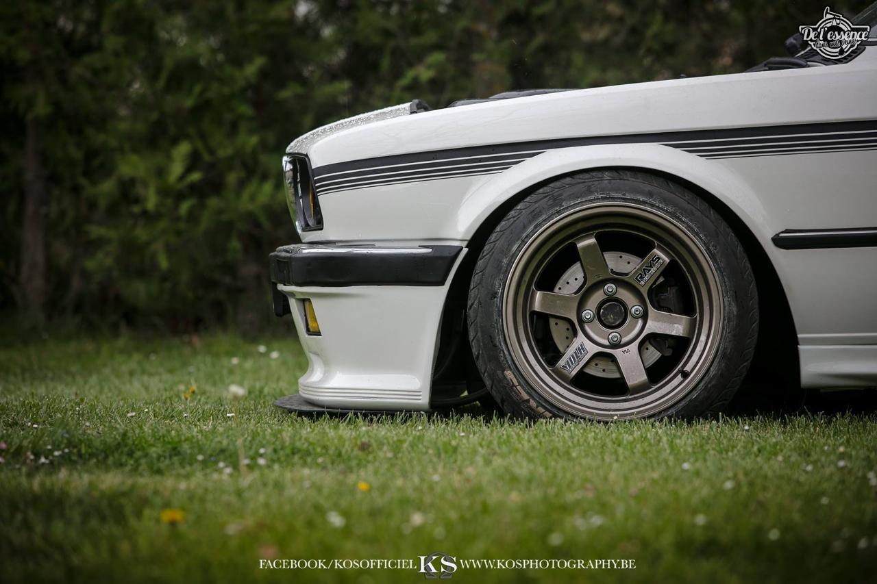 Spring Event #5 - BMW 320i E30 STARFOBAR 17