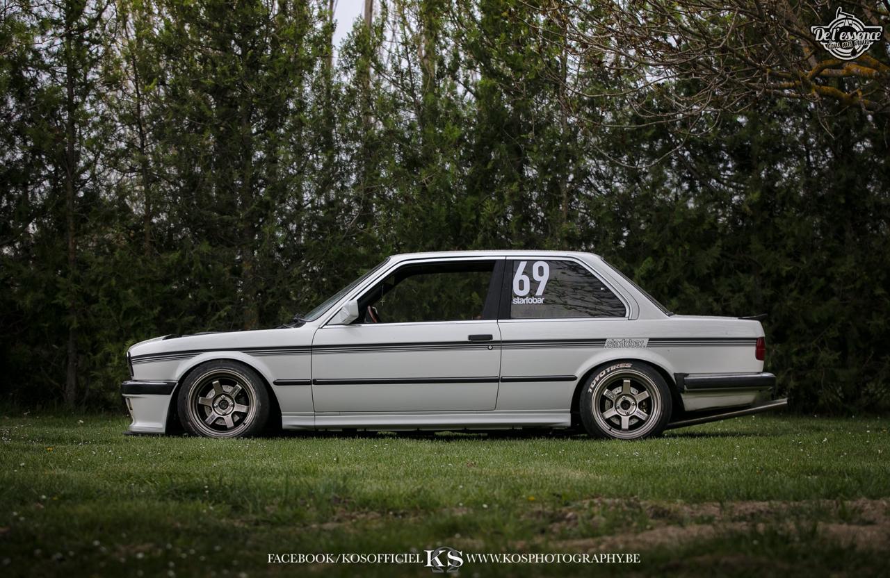 Spring Event #5 - BMW 320i E30 STARFOBAR 14