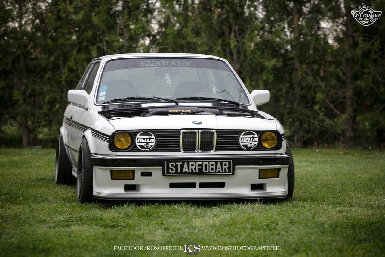 Spring Event #5 - BMW 320i E30 STARFOBAR 5