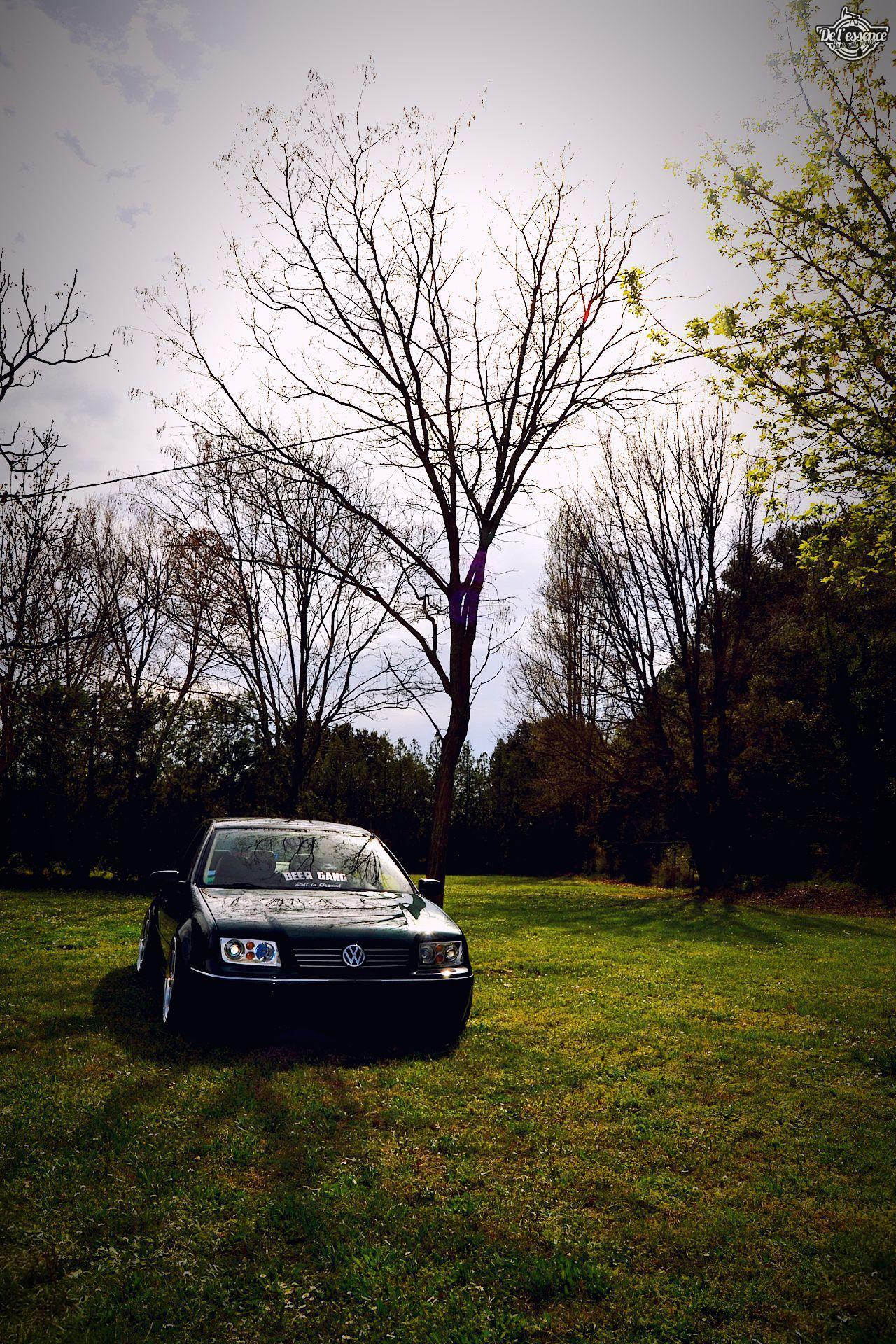 La Volskswagen Bora de Jilian - Le faux TDI 28