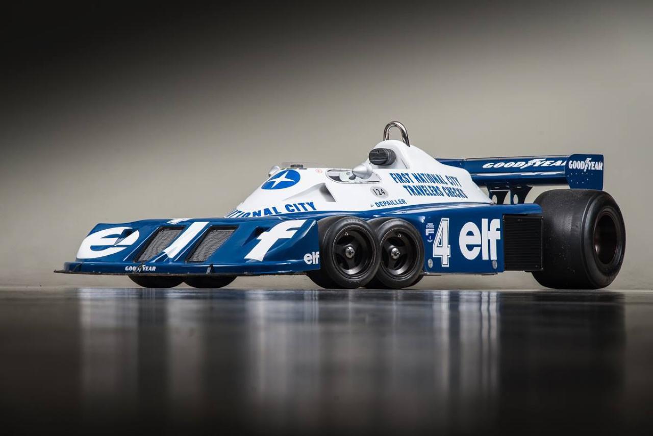 Tyrrell P34, une F1 pas comme les autres ! 8