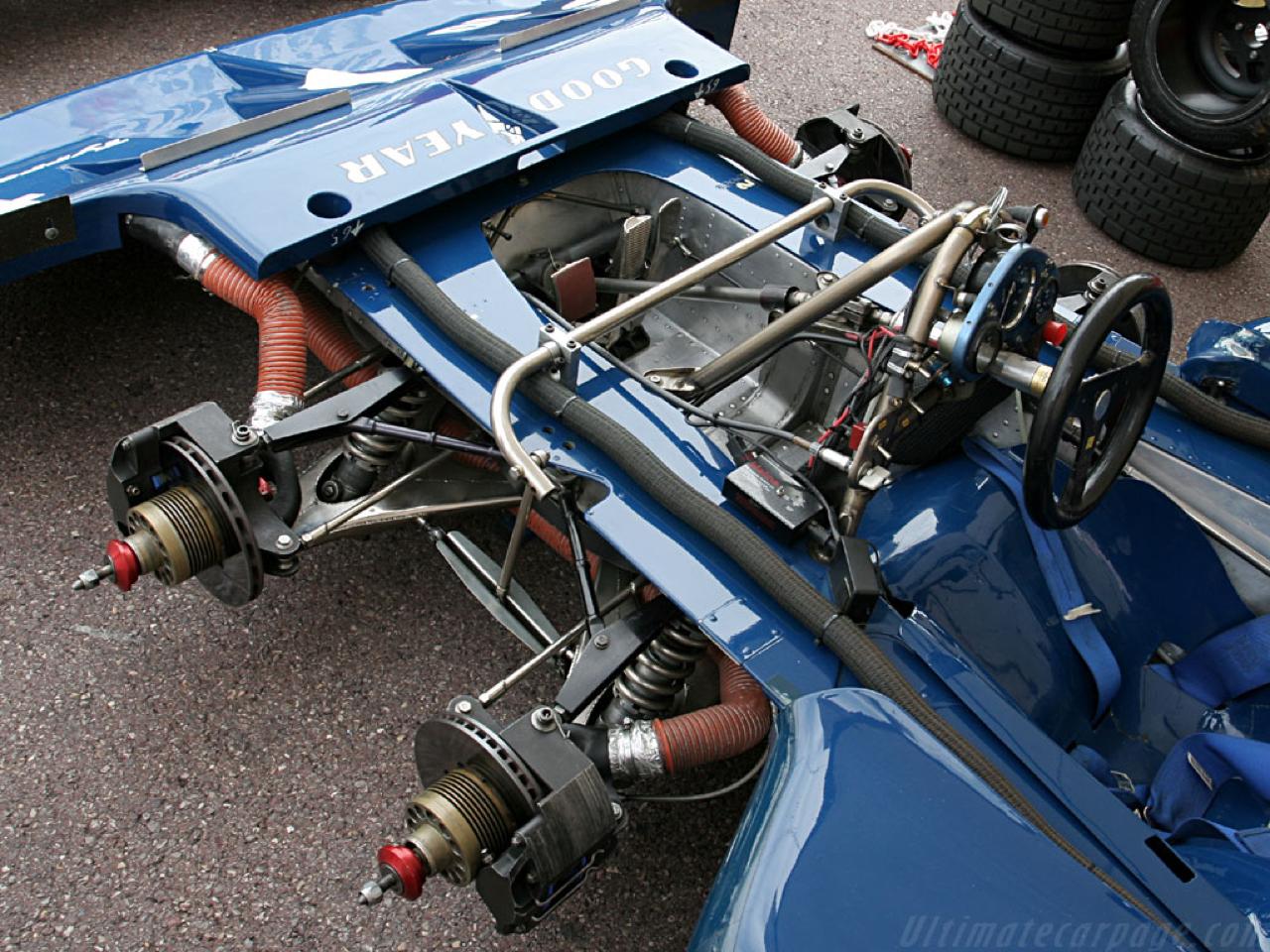 Tyrrell P34, une F1 pas comme les autres ! 6