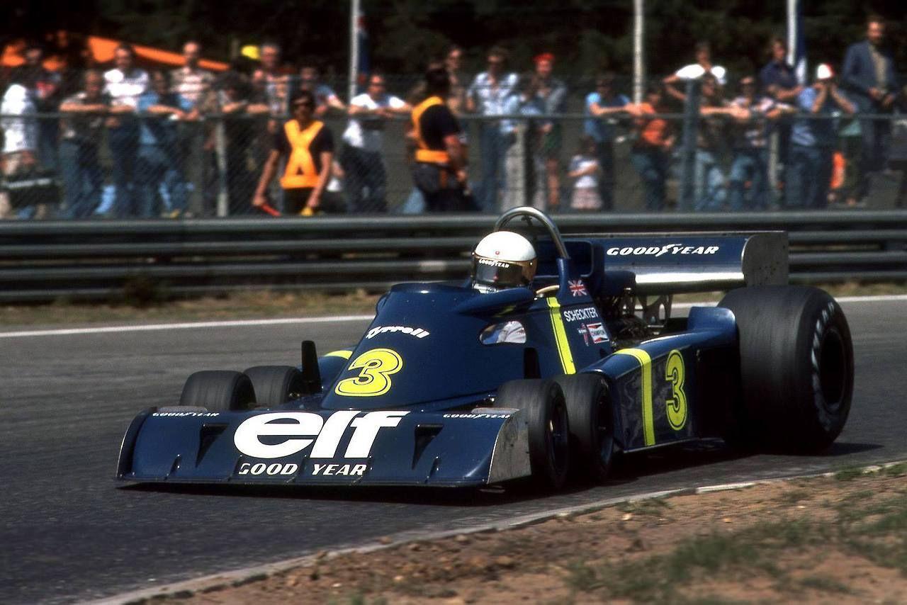 Tyrrell P34, une F1 pas comme les autres ! 10
