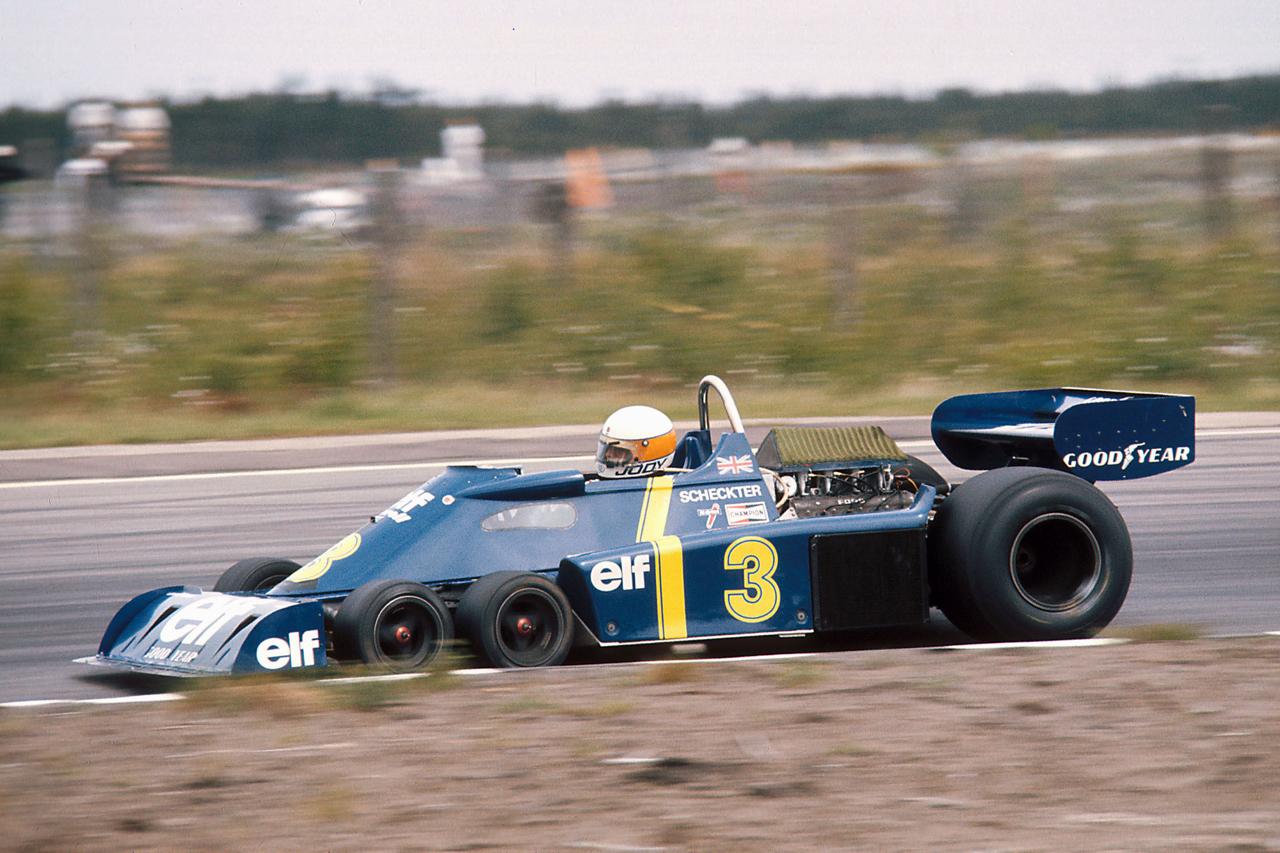Tyrrell P34, une F1 pas comme les autres ! 11