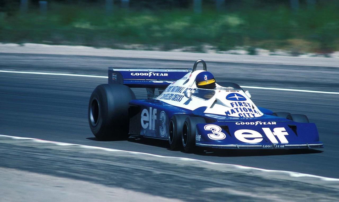 Tyrrell P34, une F1 pas comme les autres ! 9
