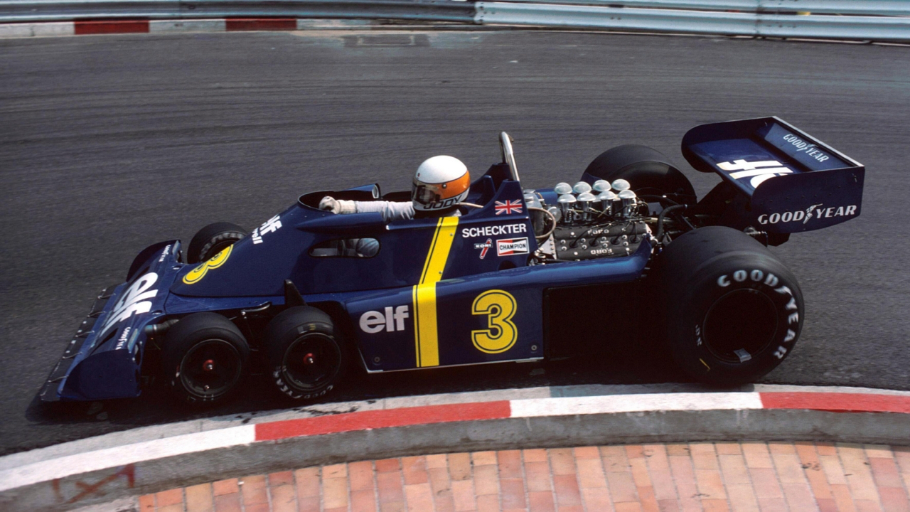 Tyrrell P34, une F1 pas comme les autres ! 7