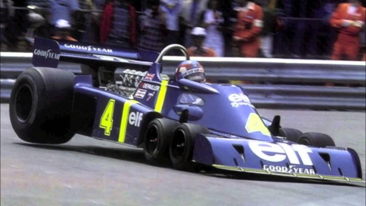 Tyrrell P34, une F1 pas comme les autres ! 5