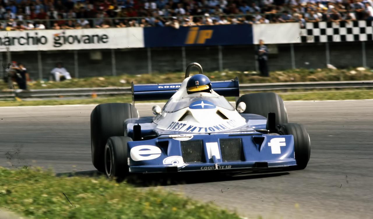 Tyrrell P34, une F1 pas comme les autres ! 4