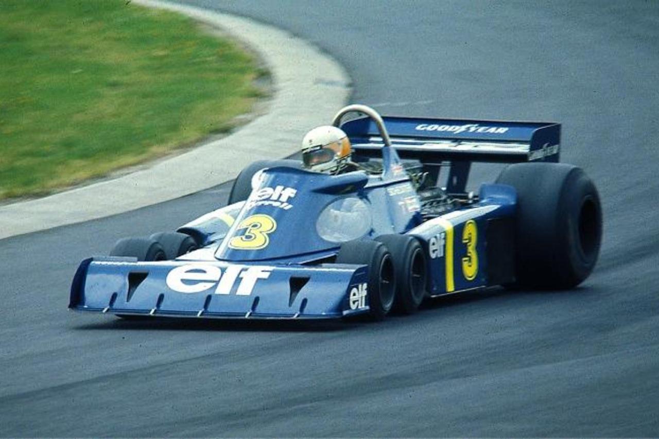 Tyrrell P34, une F1 pas comme les autres ! 3