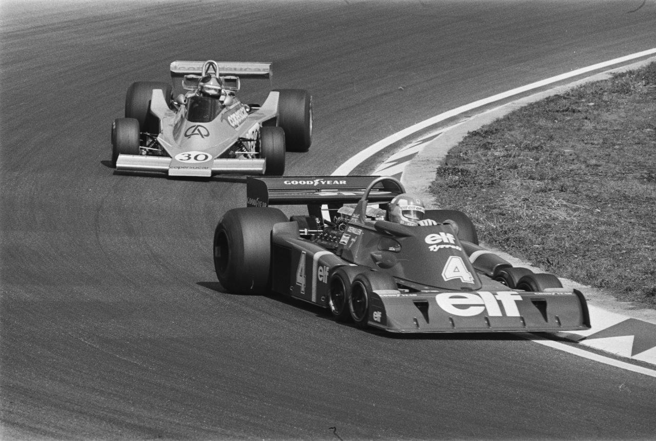 Tyrrell P34, une F1 pas comme les autres ! 1