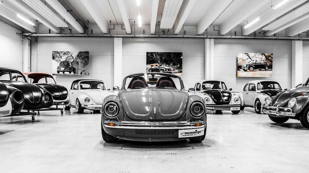 Memminger Beetle 2.7 - Roadstomod ! 1