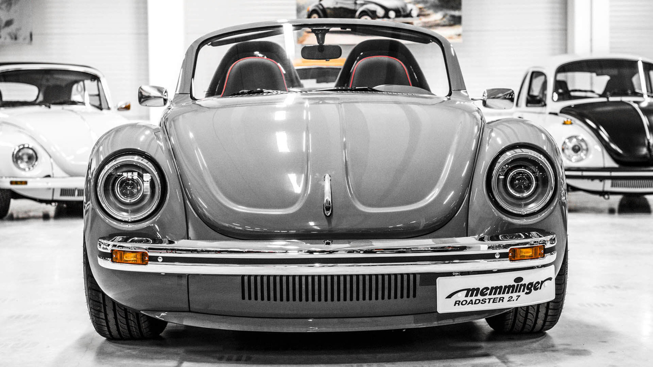 Memminger Beetle 2.7 - Roadstomod ! 14