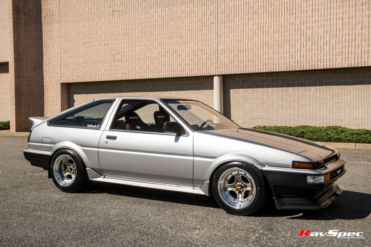 AE86 Turbo VTEC... Takumi a grandi ! 1