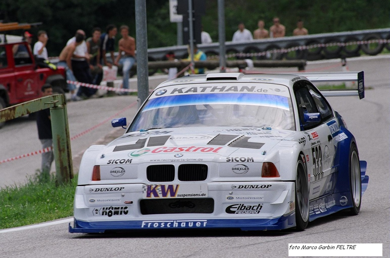 Hillclimb Monsters : BMW 134 Judd - Hommage à Georg Plasa 5