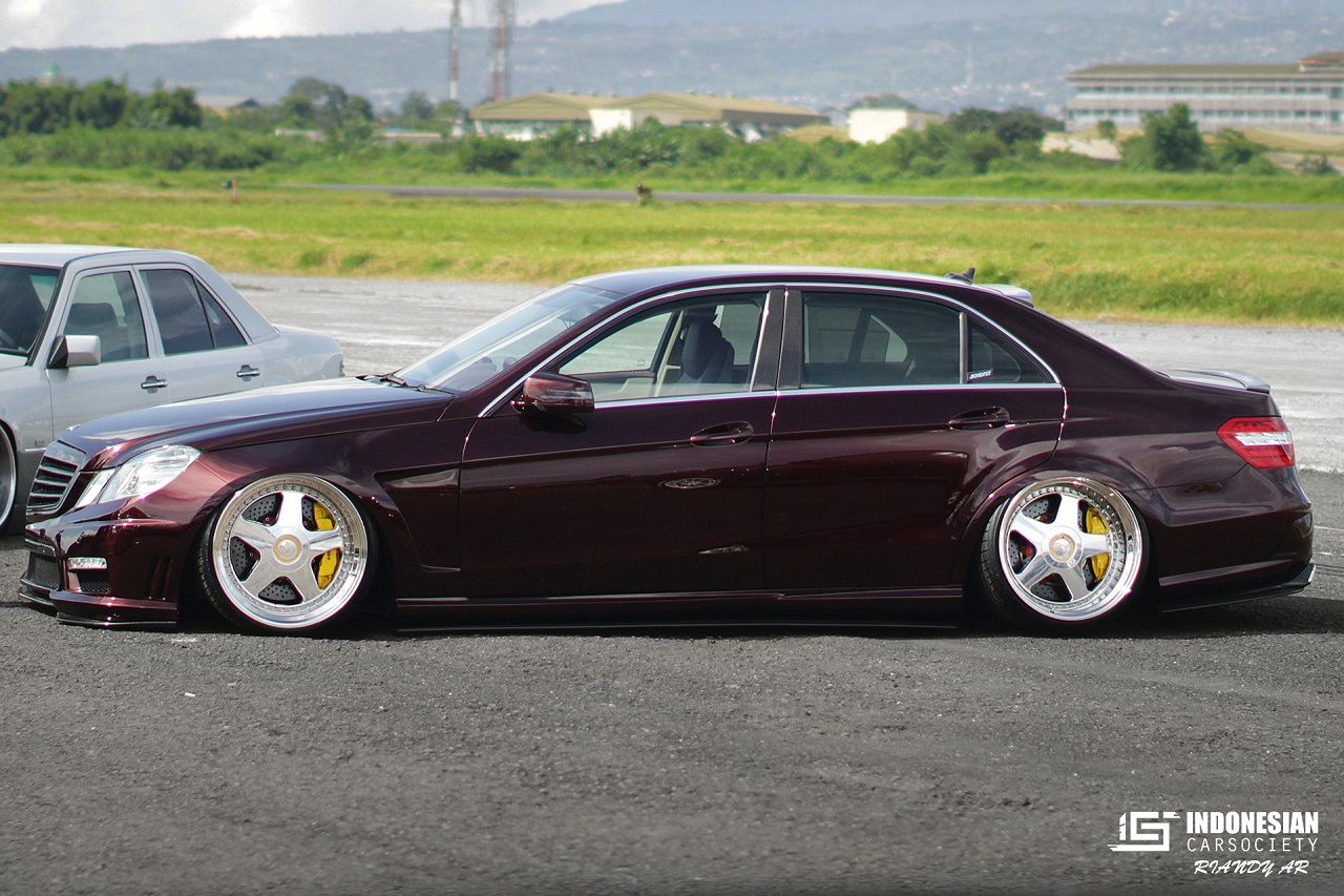Bagged Merco W212 - Classe Aff'Air ! 3