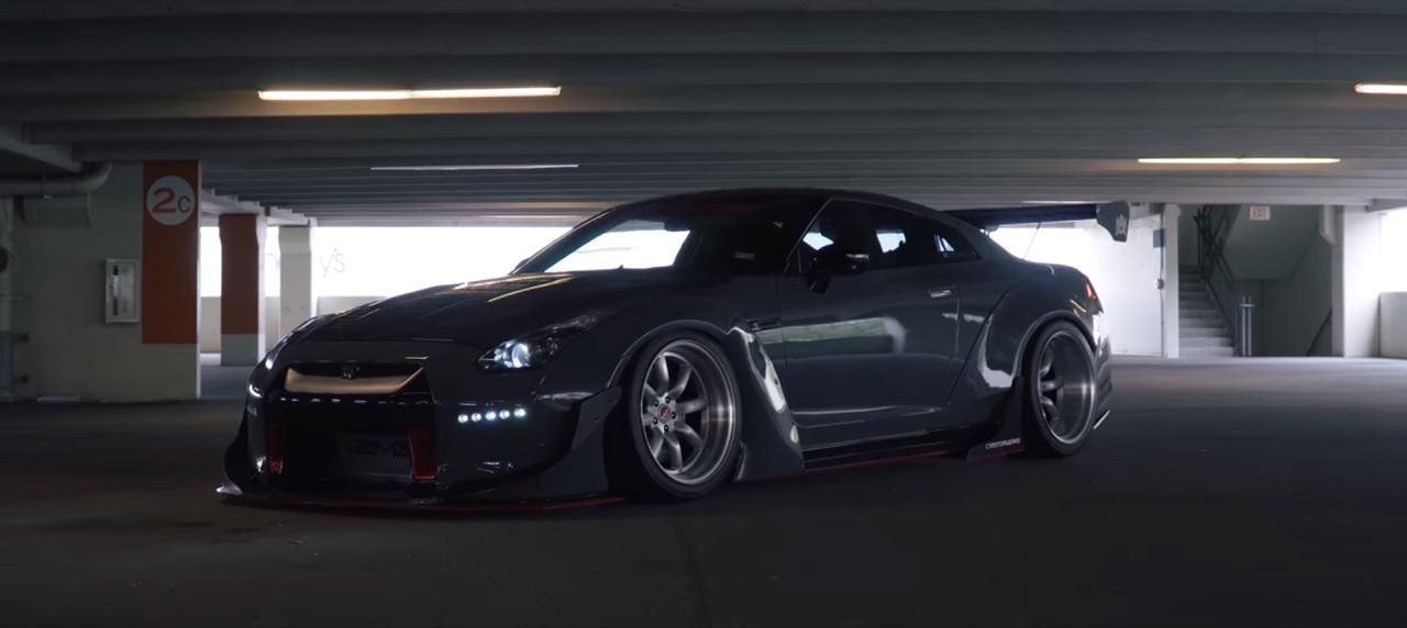 Nissan GT-R R35 Motorwerks - Avec Armytrix, tout est permix ! 13