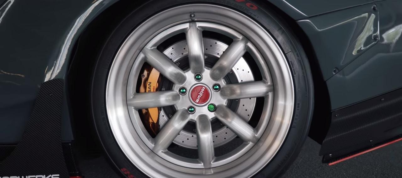 Nissan GT-R R35 Motorwerks - Avec Armytrix, tout est permix ! 8