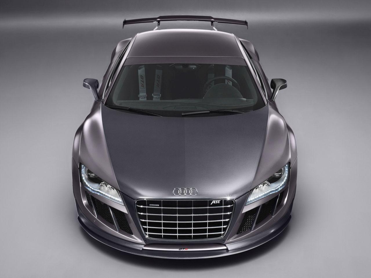 ABT Audi R8 GTR - Une Audi sous Ecsta ! 1