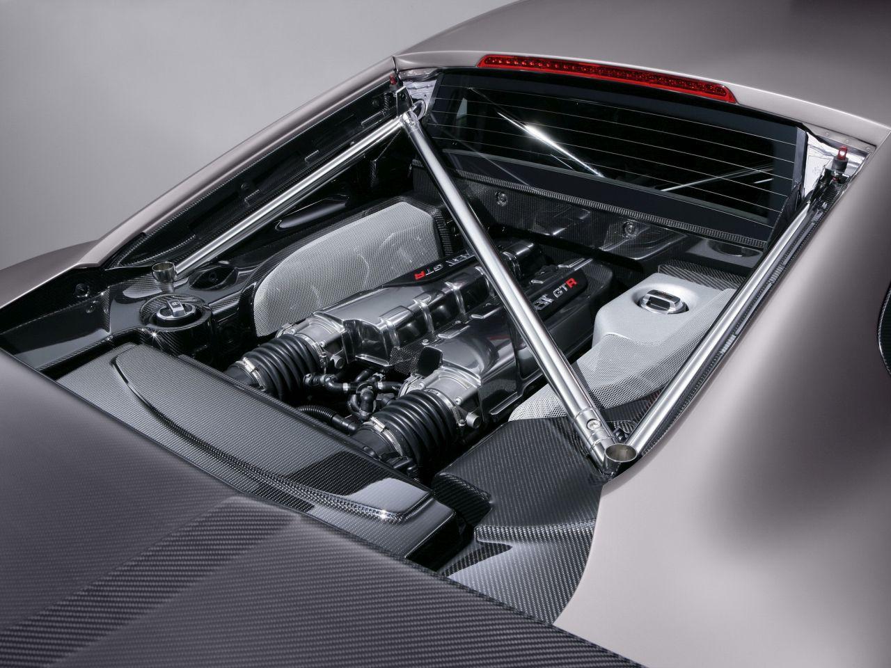 ABT Audi R8 GTR - Une Audi sous Ecsta ! 3