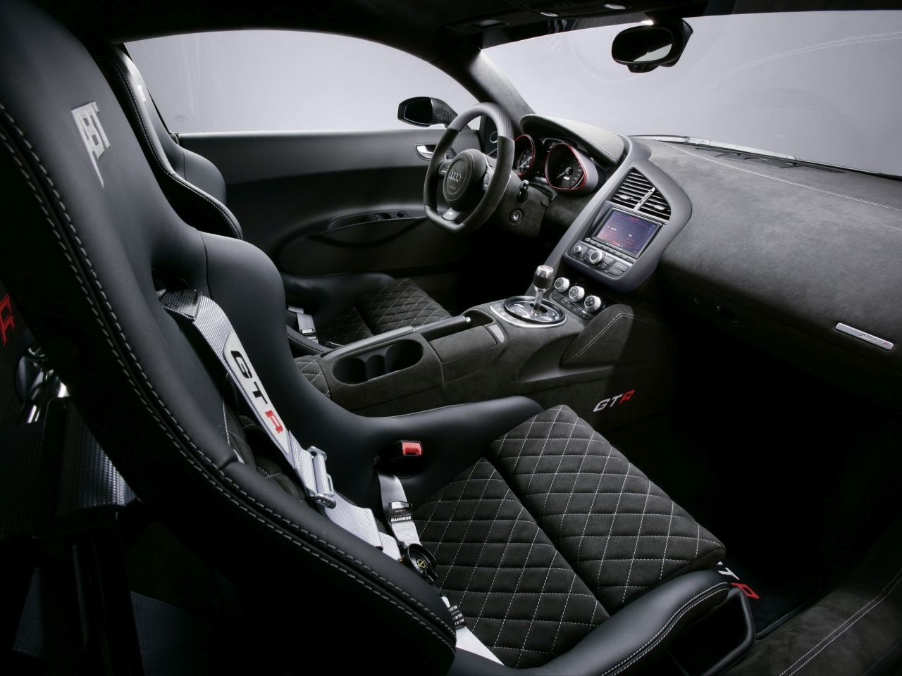 ABT Audi R8 GTR - Une Audi sous Ecsta ! 4
