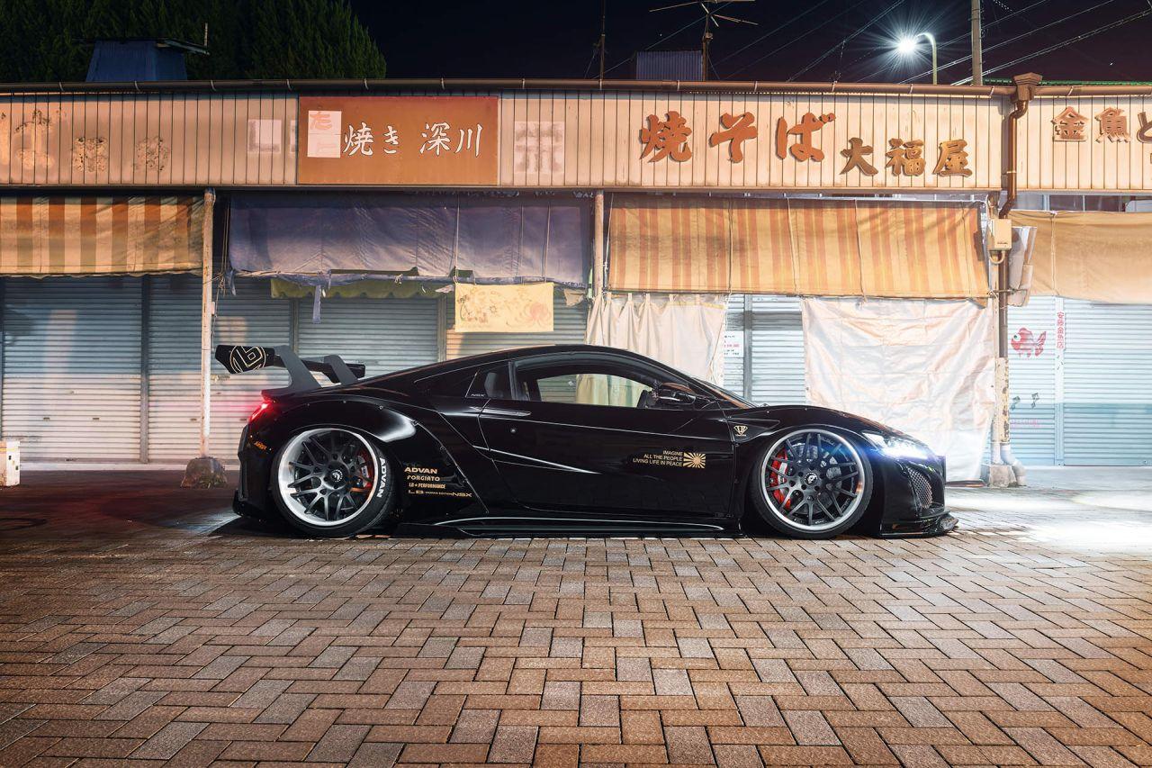 Acura NSX by Liberty Walk - Sauce soja ! 31