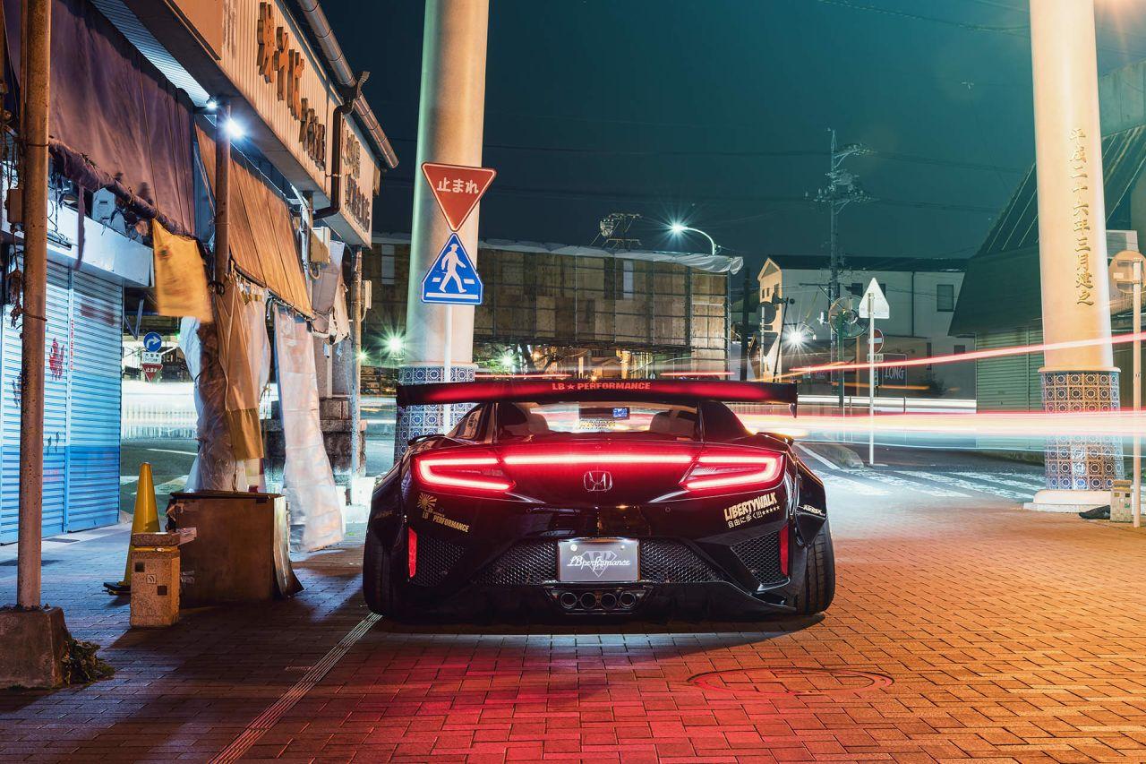 Acura NSX by Liberty Walk - Sauce soja ! 34