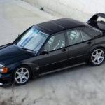 Mercedes 190E 2.5 16 Evo II… la DTM des routes !