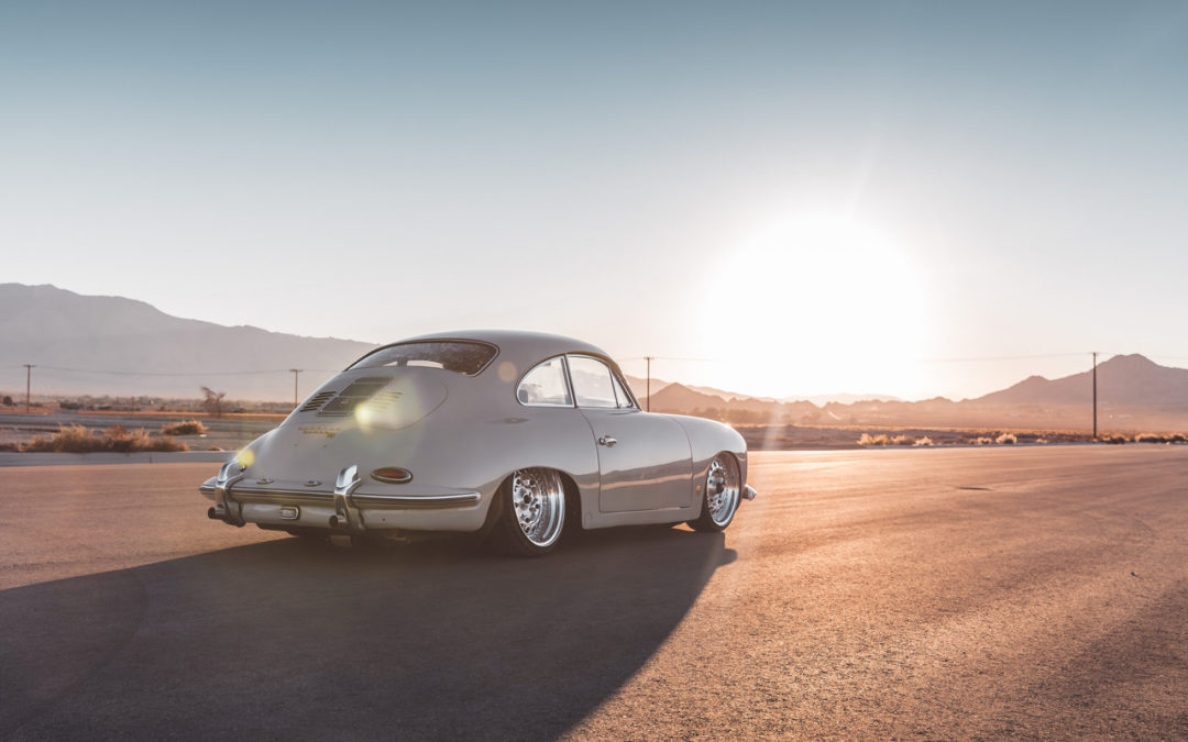 Porsche 356 – Quand le boss de Rotiform sort son engin !
