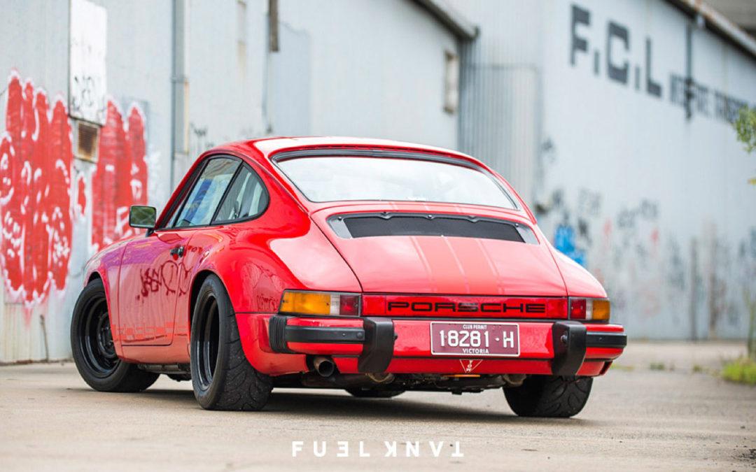 Porsche 911 3.0l – Melbourne Outlaw